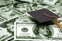 College money tuition cash