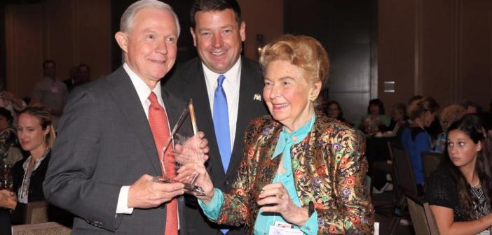 Jeff Sessions Phyllis Schlafly