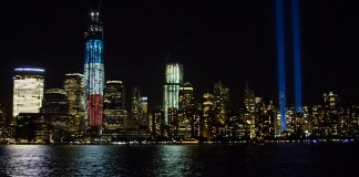 September 11 Freedom Tower Never Forget