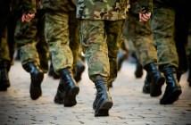 Military troops defense