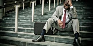 Unemployment sad