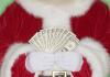 Christmas money_economic stimulus