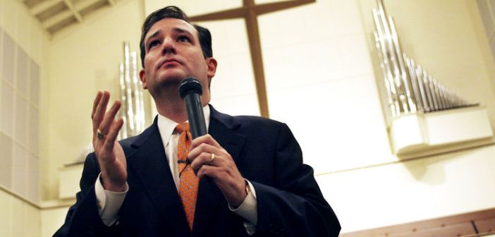 Ted Cruz Church