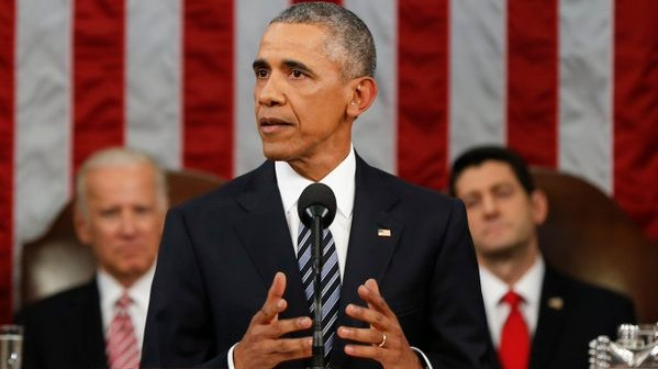 Barack Obama SOTU State of the Union