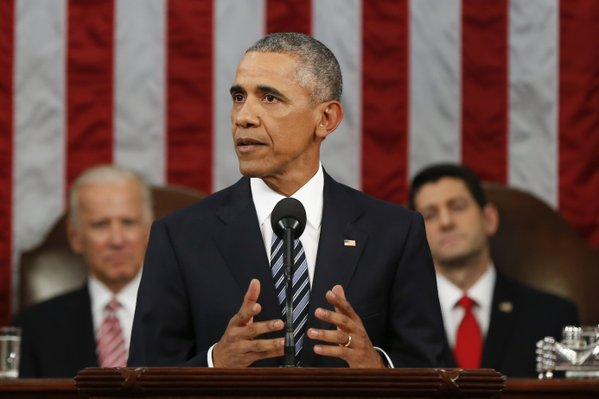 Barack Obama SOTU State of the Union