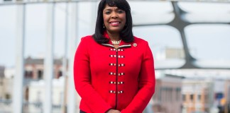 Terri Sewell_Selma Bloody Sunday 50th Anniversary