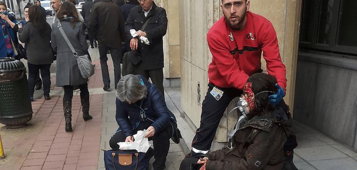 Brussels terrorist attack