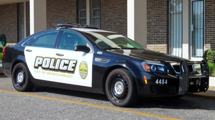 Montgomery Alabama police car