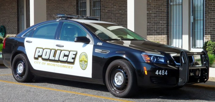Montgomery Alabama police car