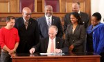 Robert Bentley signs Office of Minority Affairs