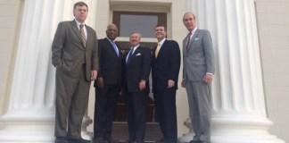 April 2016 Alabama Mayors Meeting