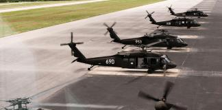 Fort Rucker helicopters