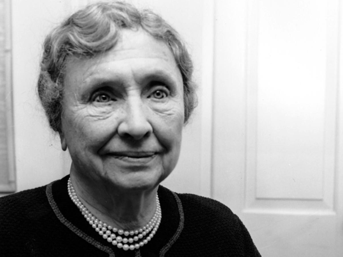 نتيجة بحث الصور عن Helen Keller
