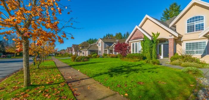 home neighborhood houses