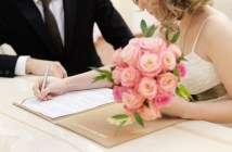 wedding marriage license