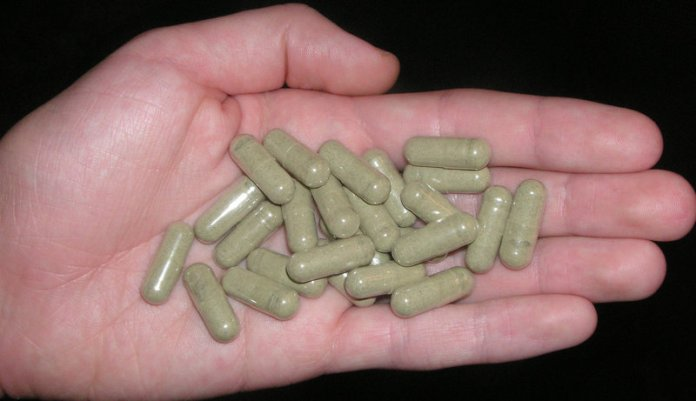Kratom pills