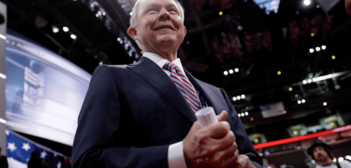 Jeff Sessions at 2016 RNC