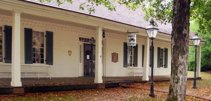 Pope's Tavern Alabama