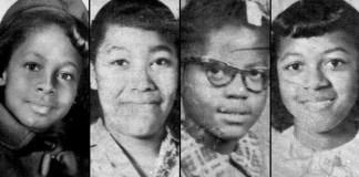 Victims of 1963 Birmingham church bomber