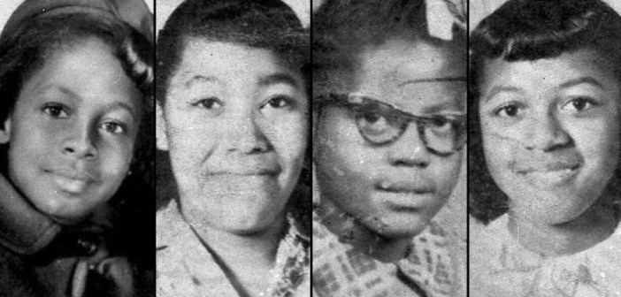 Victims of 1963 Birmingham church bomber