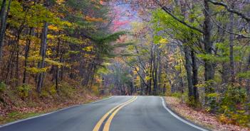 Alabama Travel Road