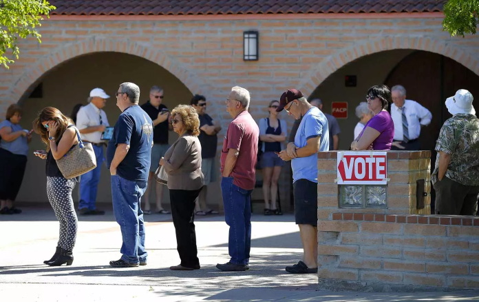 lines-at-polls