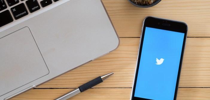 Twitter computer phone