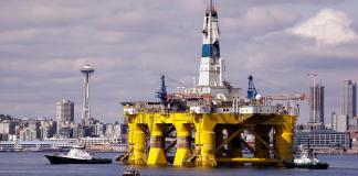 oil drill in Seattle