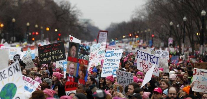 2017 Women March