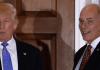 Donald Trump and John Kelly