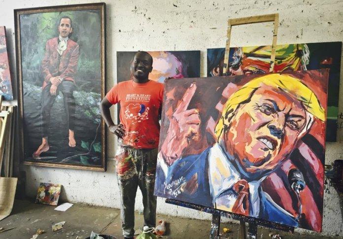 Evans Yegon of Kenya