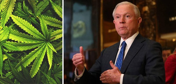 Jeff Sessions marijuana
