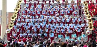Talladega College band