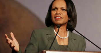 Former Secretary of State Condoleezza Rice testifies in fraud trial of Birmingham attorney