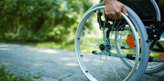 wheelchair disabilities