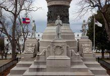 Alabama Confederate Monument