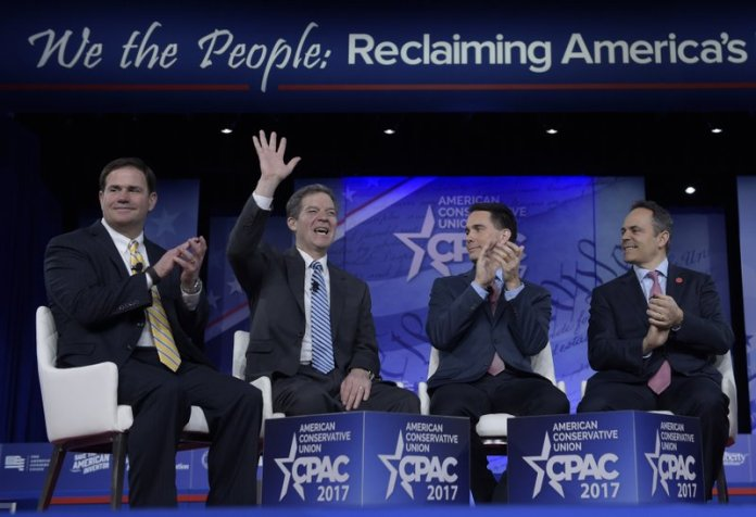 CPAC conservatives