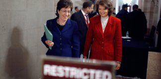 Lisa Murkowski and Susan Collins