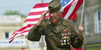 veteran military