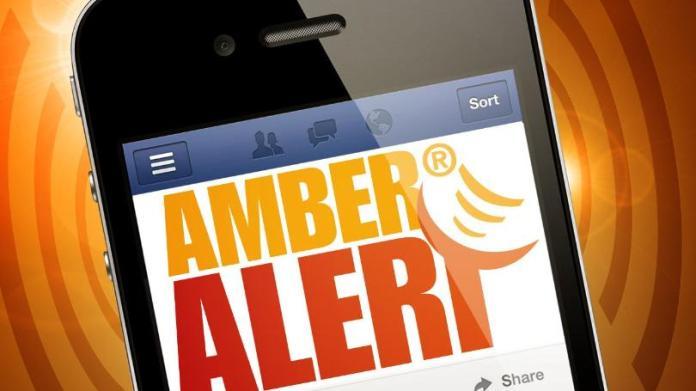 Amber Alert phone