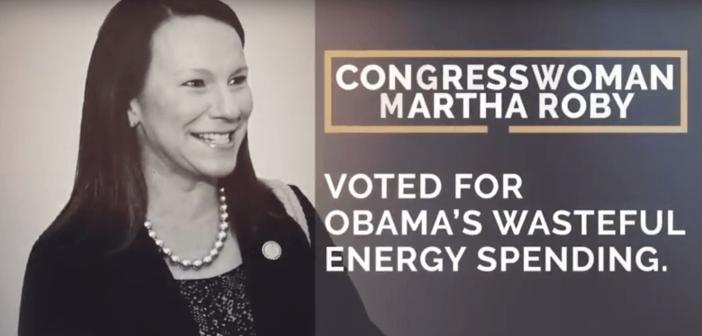 Martha Roby ad
