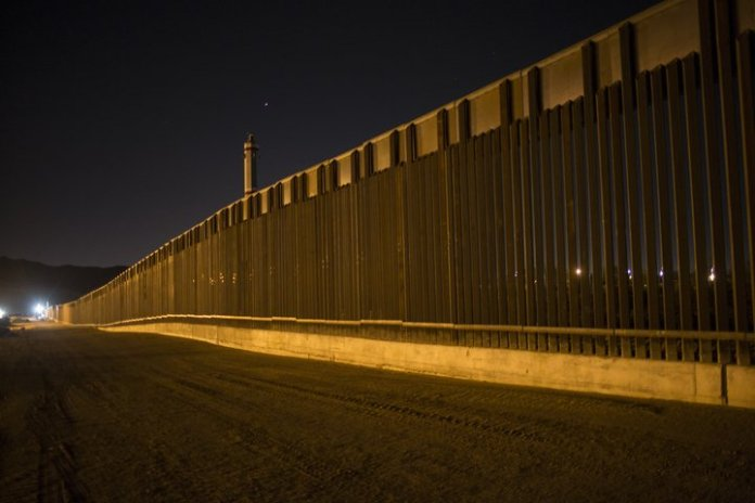 immigration border wall