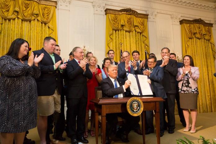 Donald Trump_VA Accountability Act