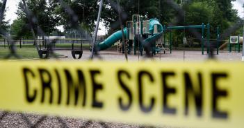 Congressman Shot crime scene