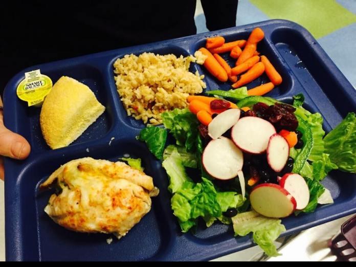 farm to school lunch