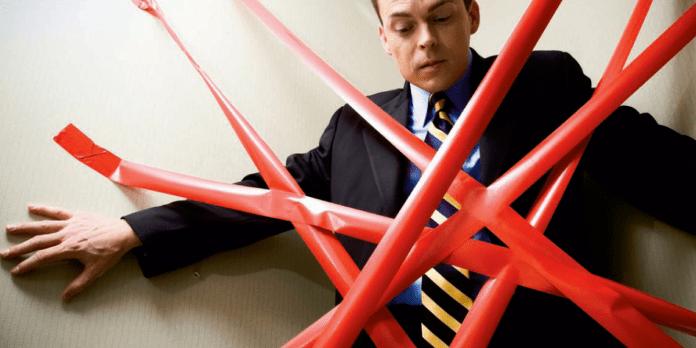 red tape economy jobs
