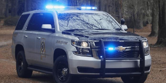 Alabama Law Enforcement Agency ALEA car