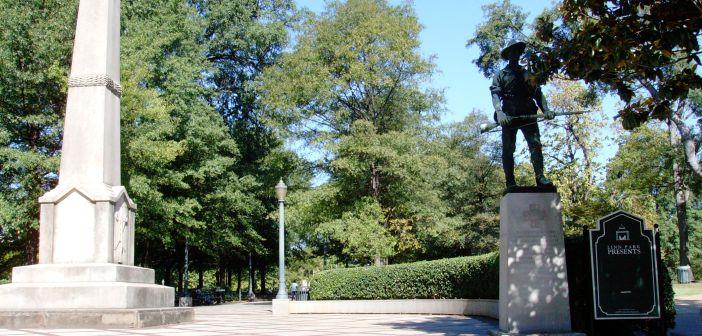 Linn Park in Birmingham