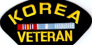 Korea veteran