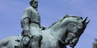 Robert E. Lee statueRobert E. Lee statue